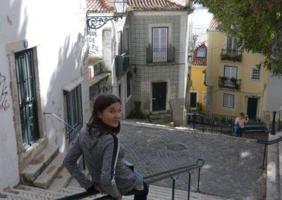 26. Lisbonne - Les Mollalpagas en cavale (94)
