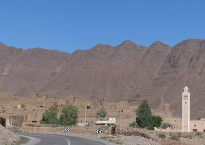 69. Route vers Aït Ben Haddou - Les Mollalpagas en cavale (4)
