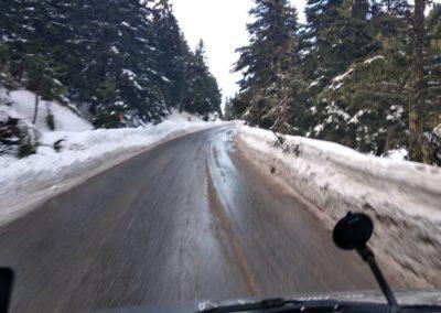 101. Route vers Osios Loukas - Les Mollalpagas en cavale (1)