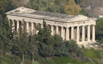 18. Grèce : du 1er au 12 février 2019 : Delphes, Ósios Loukás, Athènes… et 5 jours de panne !