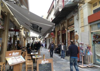 104. Athènes - Les Mollalpagas en cavale (432)