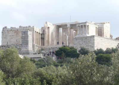 104. Athènes - Les Mollalpagas en cavale (446)