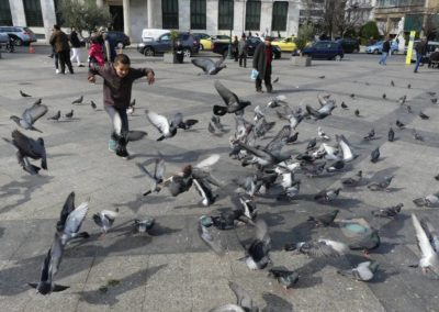 104. Athènes - Les Mollalpagas en cavale (500)