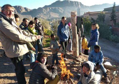 73. Route vers Marrakech - Les Mollalpagas en cavale (1)