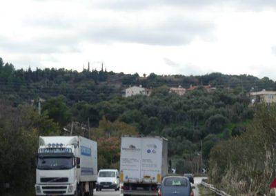 84. Route vers Olympie - Les Mollalpagas en cavale (4)