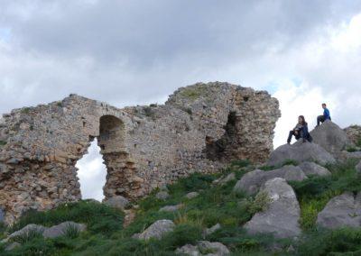 89. Monemvassia - Les Mollalpagas en cavale (91)