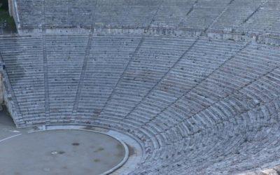 17. Grèce : du 24 au 31 janvier 2019 : Mycènes, Nauplie, Epidaure, Hydra, presqu'île de Méthana, Palaia Epidavros, Canal de Corinthe