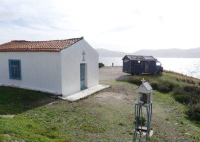 96. Route vers presqu'île de Méthana - Les Mollalpagas en cavale (5)