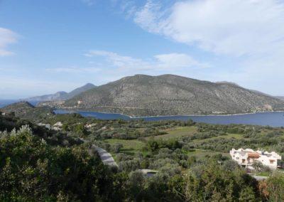 97. Presqu'île de Méthana - Les Mollalpagas en cavale (1)