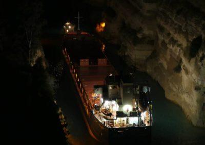 99. Canal de Corinthe - Les Mollalpagas en cavale (14)