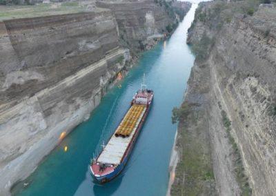 99. Canal de Corinthe - Les Mollalpagas en cavale (20)