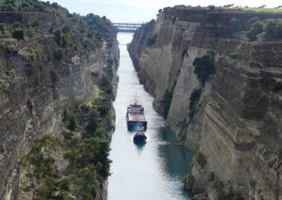 99. Canal de Corinthe - Les Mollalpagas en cavale (27)