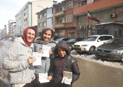 120. Route vers l'Iran - Les Mollapagas en cavale (2)