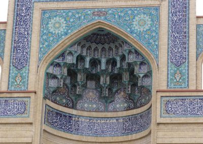 123. Tabriz - Les Mollalpagas en cavale (208)