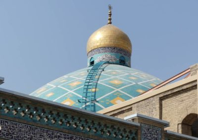 127. Téhéran - Les Mollalpagas en cavale (185)