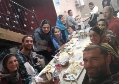 127. Téhéran - Les Mollalpagas en cavale (239)