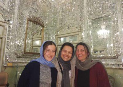 127. Téhéran - Les Mollalpagas en cavale (303)