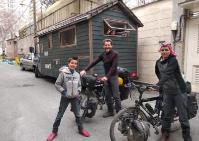 127. Téhéran - Les Mollalpagas en cavale (5)