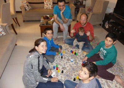 127. Téhéran - Les Mollalpagas en cavale (78)
