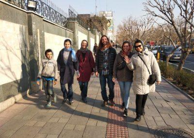 127. Téhéran - Les Mollalpagas en cavale (87)