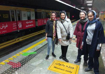 127. Téhéran - Les Mollalpagas en cavale (91)