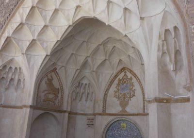 128. Kashan - Les Mollalpagas en cavale (107)