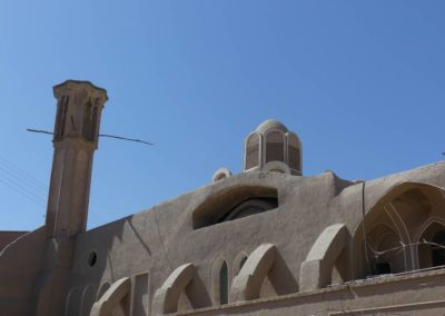 128. Kashan - Les Mollalpagas en cavale (111)