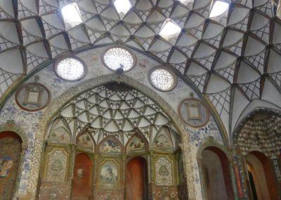 128. Kashan - Les Mollalpagas en cavale (113)