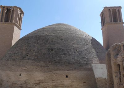 128. Kashan - Les Mollalpagas en cavale (127)