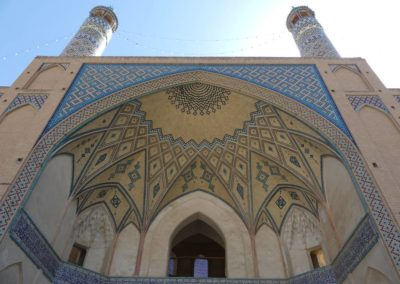 128. Kashan - Les Mollalpagas en cavale (132)