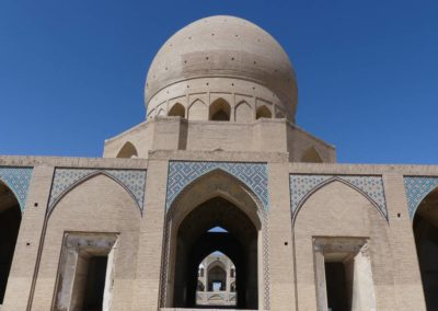 128. Kashan - Les Mollalpagas en cavale (136)