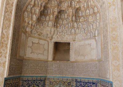 128. Kashan - Les Mollalpagas en cavale (138)