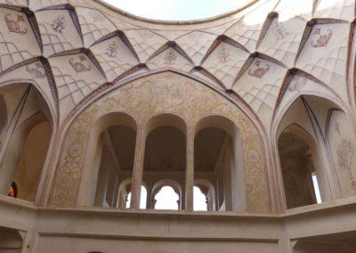 128. Kashan - Les Mollalpagas en cavale (87)