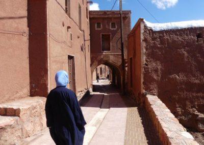 129. Abyaneh - Les Mollalpagas en cavale (11)