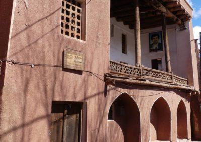 129. Abyaneh - Les Mollalpagas en cavale (23)