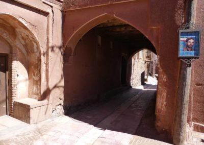 129. Abyaneh - Les Mollalpagas en cavale (25)