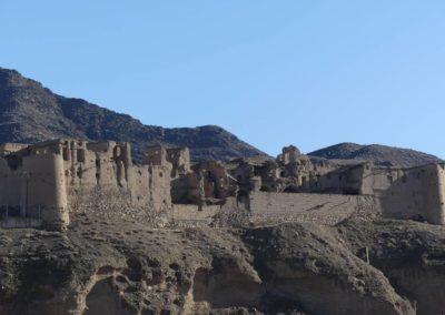 129. Abyaneh - Les Mollalpagas en cavale (5)