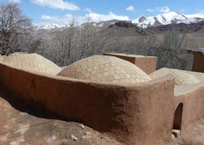 129. Abyaneh - Les Mollalpagas en cavale (50)