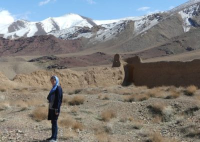 129. Abyaneh - Les Mollalpagas en cavale (68)