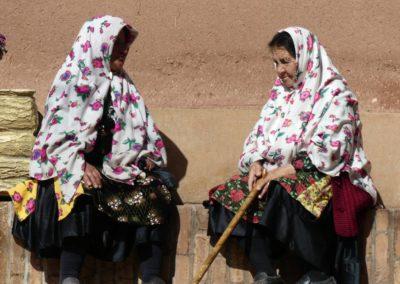 129. Abyaneh - Les Mollalpagas en cavale (90)