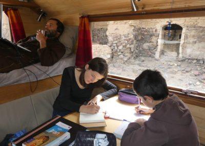 133. Caravansérail de Khargushi - Les Mollalpagas en cavale (130)