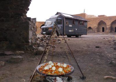 133. Caravansérail de Khargushi - Les Mollalpagas en cavale (160)