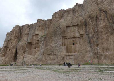136. Naqsh-e Rostam et Naqsh-e Rajab - Les Mollalpagas en cavale (18)