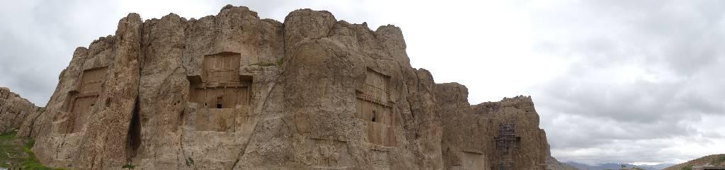 136. Naqsh-e Rostam et Naqsh-e Rajab - Les Mollalpagas en cavale (21)