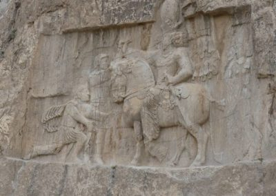 136. Naqsh-e Rostam et Naqsh-e Rajab - Les Mollalpagas en cavale (31)