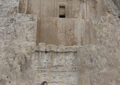 136. Naqsh-e Rostam et Naqsh-e Rajab - Les Mollalpagas en cavale (32)