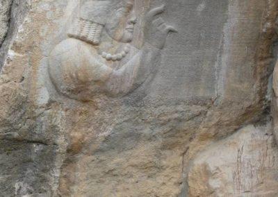 136. Naqsh-e Rostam et Naqsh-e Rajab - Les Mollalpagas en cavale (5)