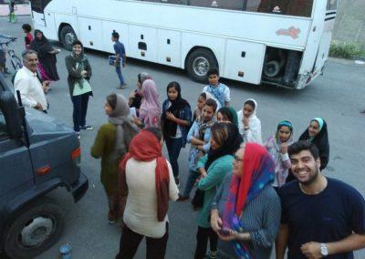 141. Bandar Abbas - Les Mollalpagas en cavale (7)
