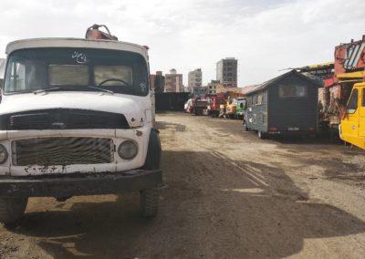 148. route vers Yazd - Les Mollalpagas en cavale (3)