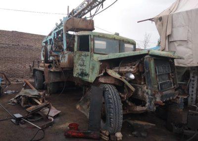 148. route vers Yazd - Les Mollalpagas en cavale (8)